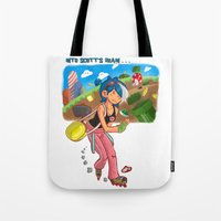 Ramona Flowers - Into Sc… Tote Bag