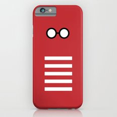 Where's Waldo Minimalism iPhone 6s Slim Case