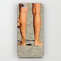 Touching Base iPhone & iPod Skin
