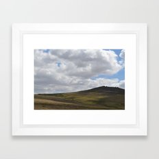 Dartmoor Framed Art Print