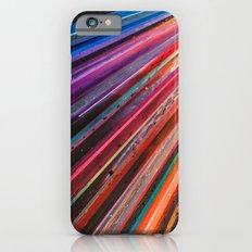 Striped Slim Case iPhone 6s