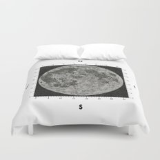 Moon Scale Duvet Cover