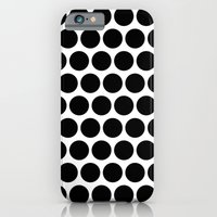iPhone & iPod Case featuring Graphic_Polka Dots  by Anna Rosa