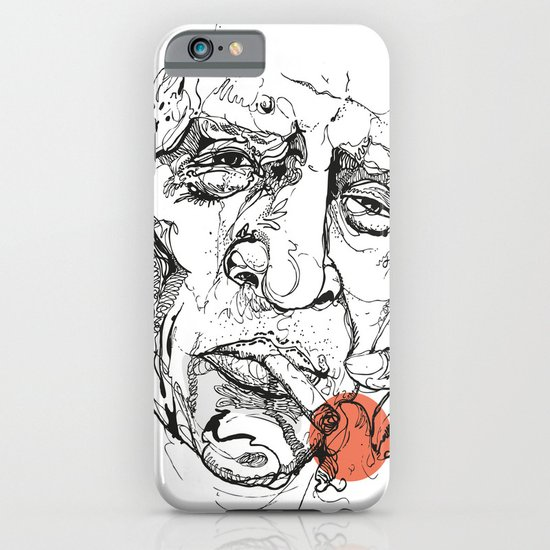 Howlin' Wolf - Get your Howl! iPhone & iPod Case
