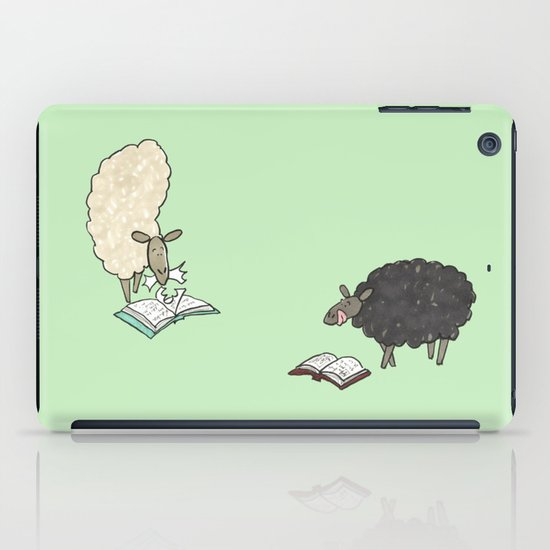Hungry Sheep iPad Case