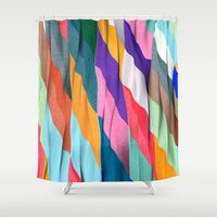 Timeless Texture Shower Curtain