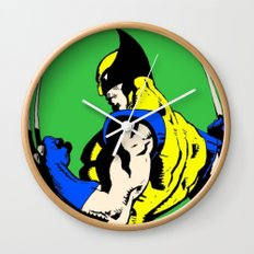 Logan Wall Clock