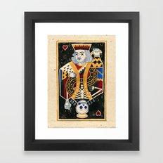 Cho-King. Framed Art Print