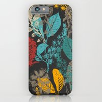 iPhone & iPod Case featuring Pixelated Forest I by Ted and Rose Design
