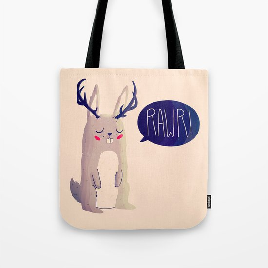 Fearsome Critter Tote Bag