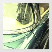 Classic Car, Study 1 Canvas Print