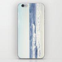 North Shore Beach iPhone & iPod Skin