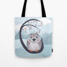 Whimsical Bird Tote Bag