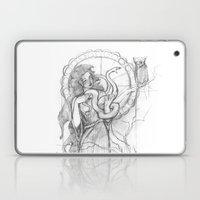 athena doesn't like gorgons Laptop & iPad Skin