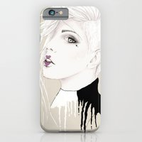 iPhone & iPod Case featuring NEOPUNK by Anna Maria Zaremba