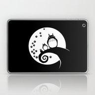 Totoro Before Christmas Laptop & iPad Skin