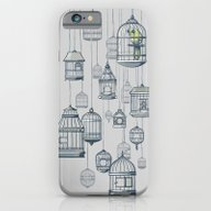 iPhone & iPod Case featuring Last Bird In The Shop by Jewelwing