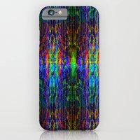 iPhone & iPod Case featuring Melt Colors Series: Mess by Bruna Bier Giordano