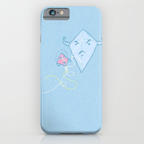 I'm bigger and stronger iPhone & iPod Case