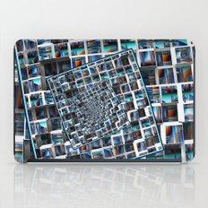 Abstract Infinity iPad Case