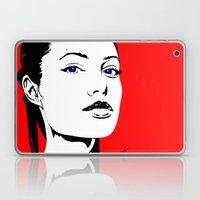 Angelina Laptop & iPad Skin
