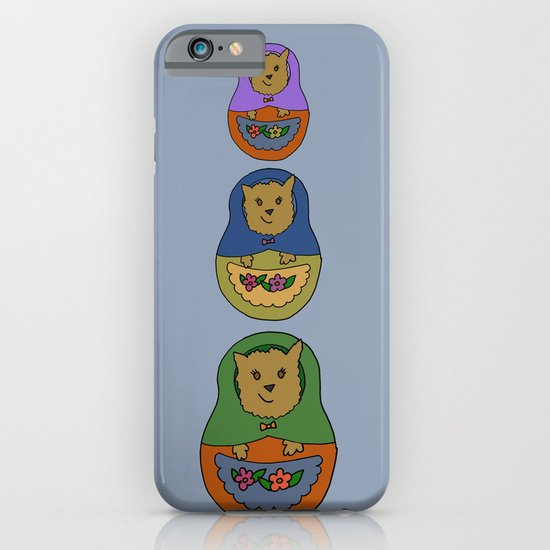 Piptroyshkas iPhone & iPod Case