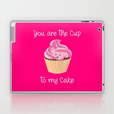 My cupcake - Pink version Laptop & iPad Skin