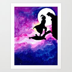 Aladdin & Jasmine -