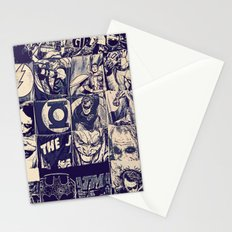 Comic Land Stationery Cards