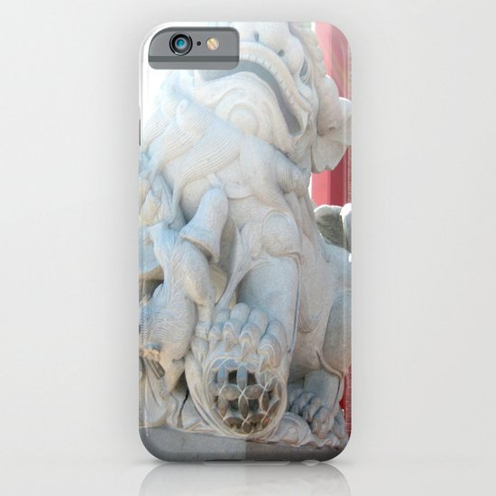 Friends of Stone iPhone & iPod Case