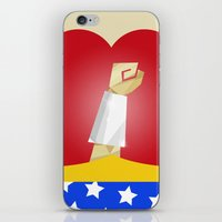 Polygon Heroes Rise 2 iPhone & iPod Skin