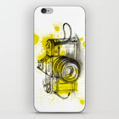 Collect Moments iPhone & iPod Skin
