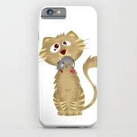 Cat Gift iPhone 6 Slim Case