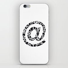 At iPhone & iPod Skin