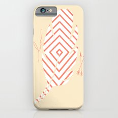 Stripped Feather iPhone 6s Slim Case