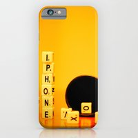 iPhone & iPod Case featuring My phone by susivinh