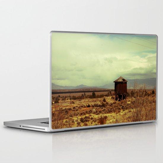 Leaving New Mexico Laptop & iPad Skin