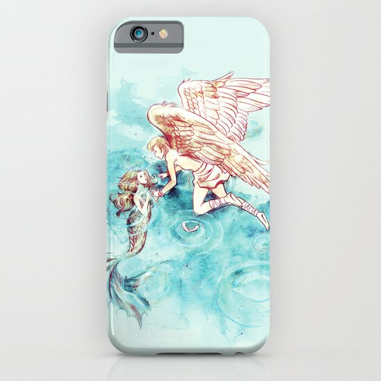 Star-cross'd Lovers iPhone & iPod Case