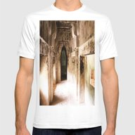 T-shirt featuring Light In The Past by Four Hands Art