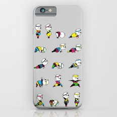 Yoga Bear - 80's Remix Slim Case iPhone 6s
