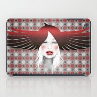 MonGhostX - Close, Fly. Dreams... of a free world ! Peace. iPad Case