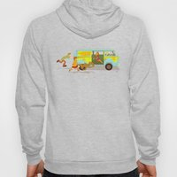 Little Mystery Machine Hoody
