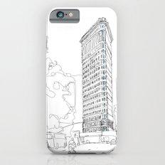 Flat Iron Building Slim Case iPhone 6s