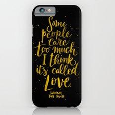 It's Called Love  iPhone 6 Slim Case