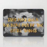 Big Deal iPad Case