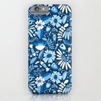 Annabelle - Blues iPhone 6 Slim Case