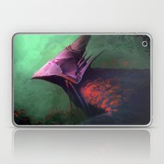 Ancient bird Laptop & iPad Skin