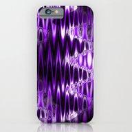 Warped Glass (lush Purpl… iPhone 6 Slim Case