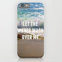 Let The Waves Wash Over … iPhone 6 Slim Case