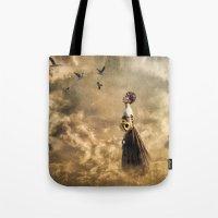 Walk In The Clouds Tote Bag